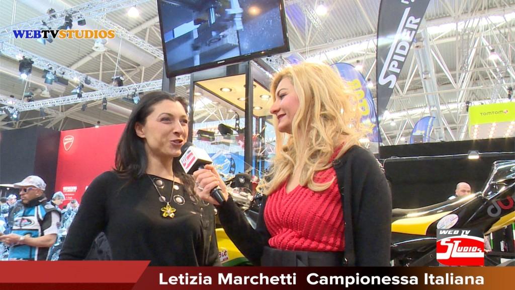 motodays letizia marchetti