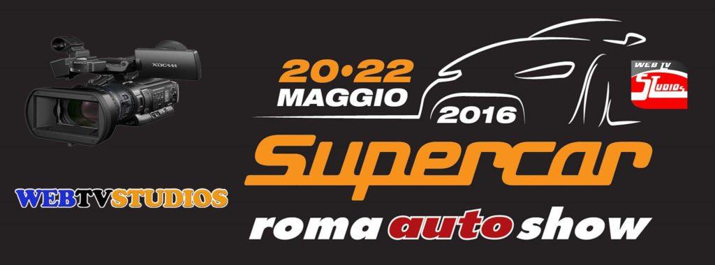 supercar roma show