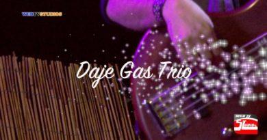 Daje Gas Trio  390x205 - Vacone Daje Gas Trio & Luciano Lembo