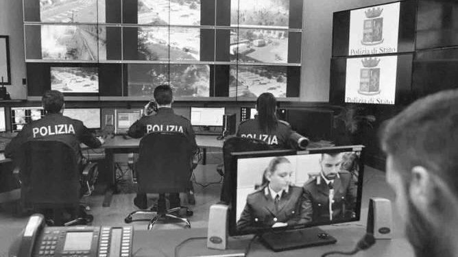 Presentazione Calendario della Polizia