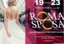 Roma Sposa 2017 dal 19 al 23 sfila la sposa audace