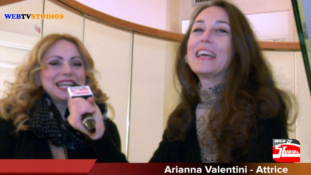 La WebTvStudios Incontra a Roma Arianna Valentini-alt-tag