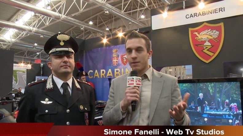 Motodays la storia dell'Arma dei Carabinieri-alt-tag