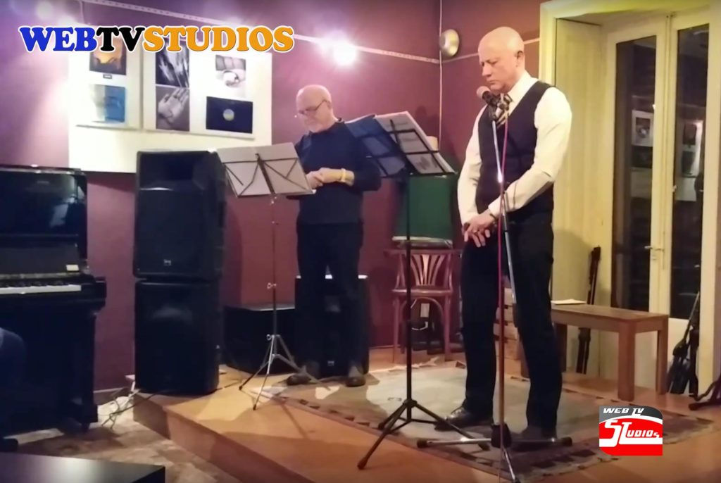 Borsellino e l'Olifante» al Caffè Letterario Primo Piano-ALT-TAG