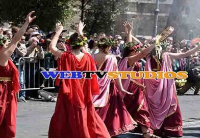 Natale di Roma Corteo Storico Domenica 23 Aprile