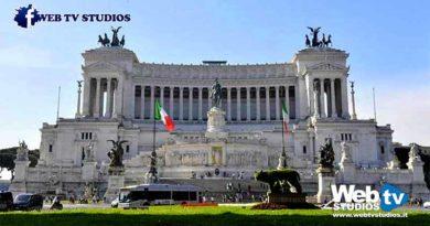 Altare della Patria Al Vittoriano Piazza Venezia