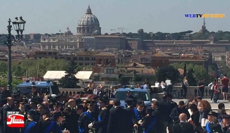 webtvstudios polizia Pincio 769x445 - La Polizia di Stato 165° anniversario dalla fondazione