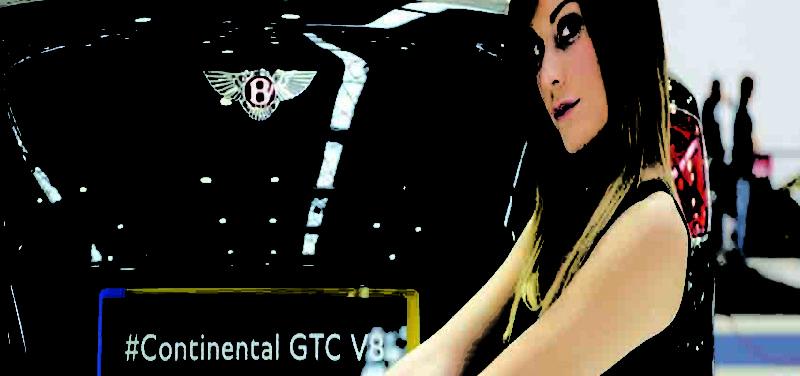 Motorshow Napoli Oltremare Supercar webtvstudios riprese video professionali