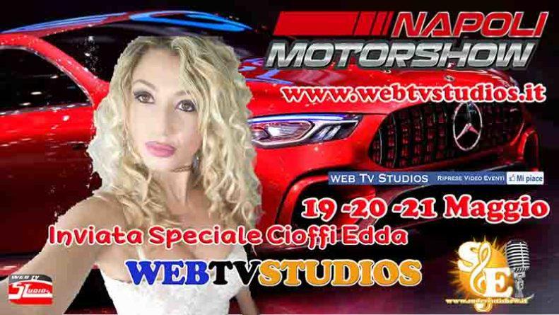 edda cioffi webtvstudios sudeventishow 791x445 - Napoli Motorshow  Supercar Oltremare