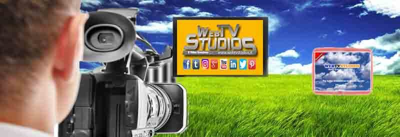 webtvstudios riprese video 800x274 - Riprese Video Interviste - Editing Video