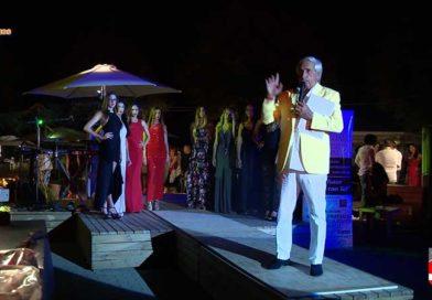 Miss Intimo al Marine Village con Riccardo Modesti