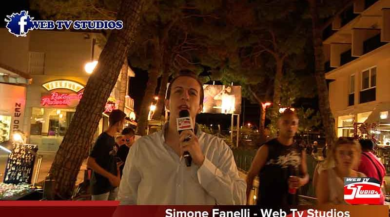 Riccione Movida By Night con la Web Tv Studios