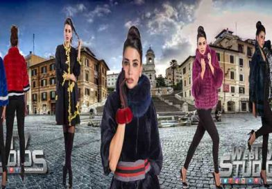 "Pellicceria RC Presenta ""WOMAN IN FUR COAT"" by Roberto Cagnetta"
