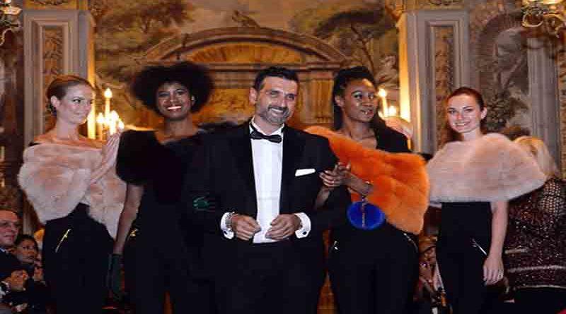 Un grande risultato  alla sfilata di Roberto Cagnetta  con oltre duecento ospiti a Villa Conte Spalletti