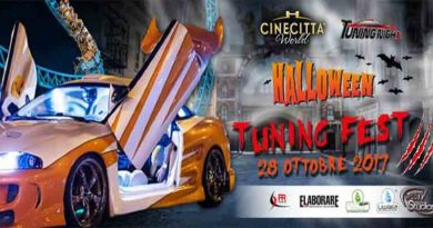 Tuning Night – Halloween Tuning Fest 2017 Cinecittà World