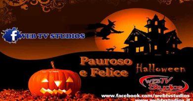 webtvstudios tv halloween 390x205 - Buon Halloween e sei subito online  webtvstudios