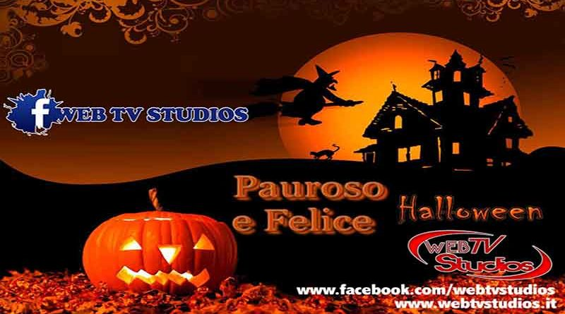 webtvstudios tv halloween 800x445 - Buon Halloween e sei subito online  webtvstudios
