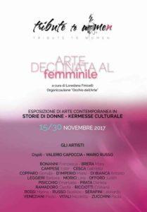 """Webtvstudios Ester Campese 209x300 - Ester Campese l'artista delle donne e il suo """"Tribute To Woman"""""""