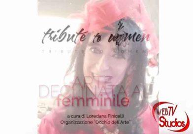 """Ester Campese l'artista delle donne e il suo """"Tribute To Woman"""""""