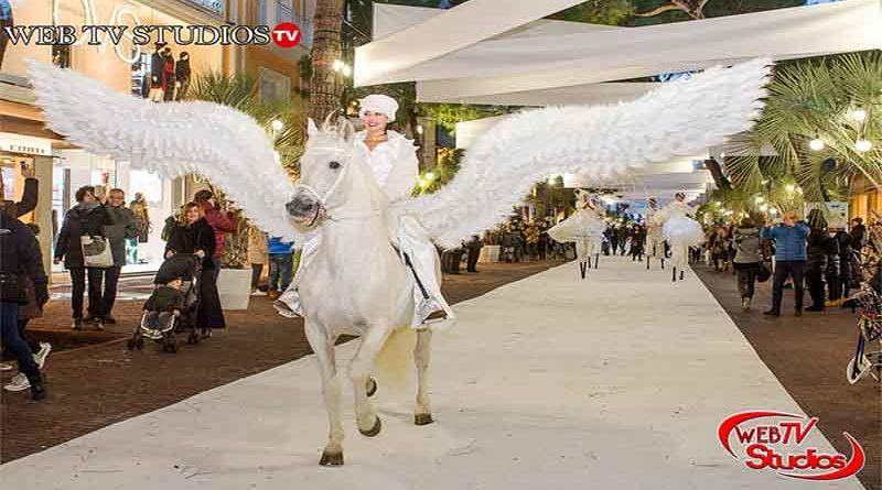 Riccione: Inaugurazione Ice Carpet Fino al 7 gennaio spettacoli, eventi, musica, teatro, cinema e un allestimento straordinario a firma Aldo Drudi