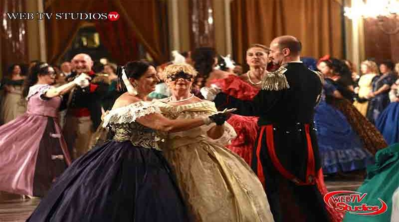 Gran Ballo Russo  a Roma nell'aristocratico hotel The Westin Excelsior