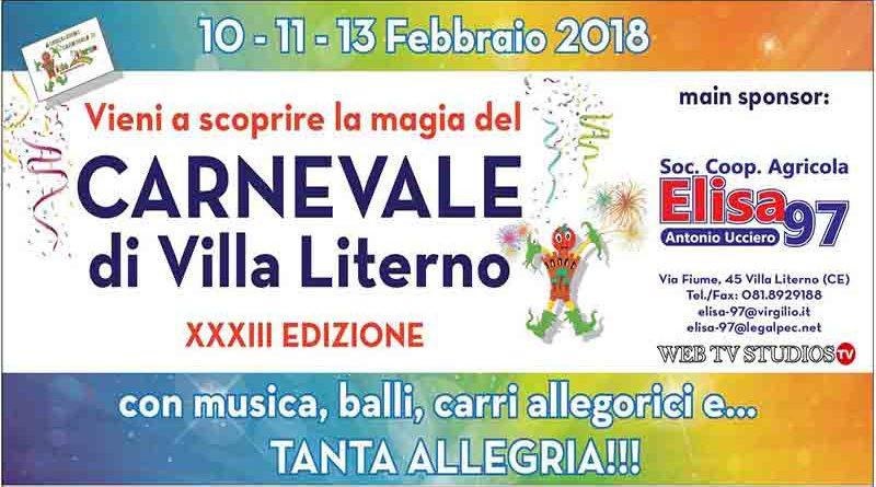 Carnevale di Villa Literno 2018
