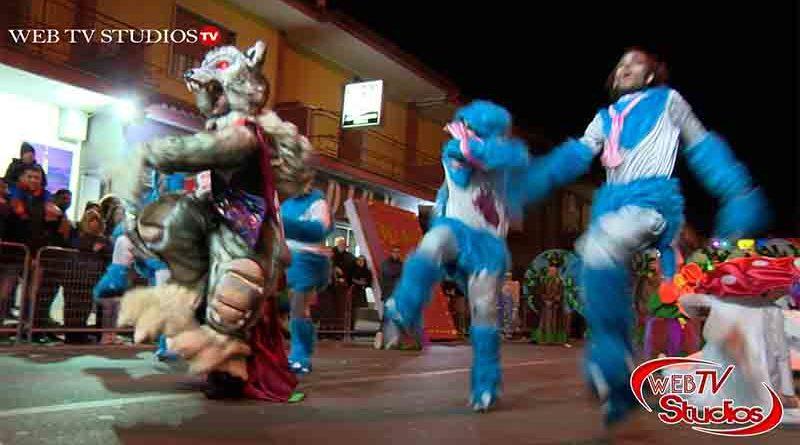 Carnevale di Villa Literno – Rione Pagliarelle Via Roma Vincitore 2018
