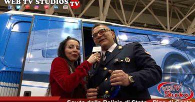 Roma Motodays 2018: Polizia Stradale  e le sue moderne tecnologie
