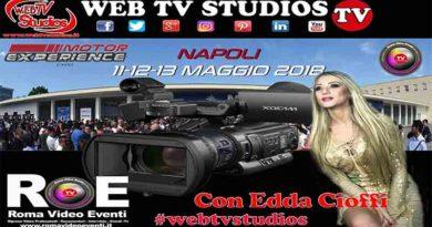 MOTOREXPERIENCE Mostra Oltremare Napoli 11-12-13 Maggio