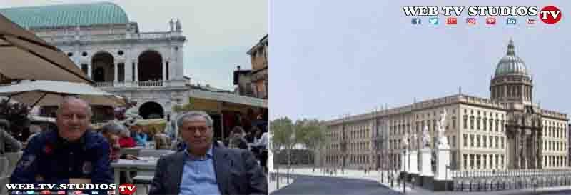 l'architetto Franco Stella  ricostruirà il Castello degliHohenzollern a Berlino
