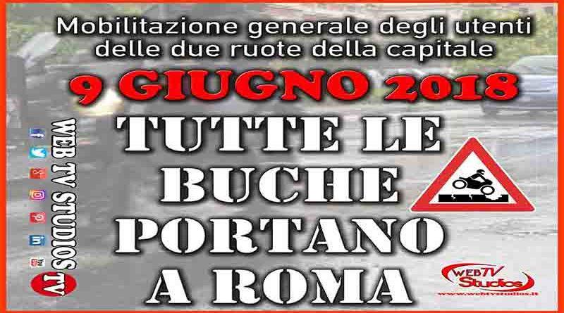 Tutte le buche portano a Roma – 3° Edizione