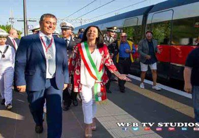 """Riccione: Riparte la stagione Estiva 2018 con 4 freccia Rossa """" La Spiaggia di Milano in Due Ore"""""""