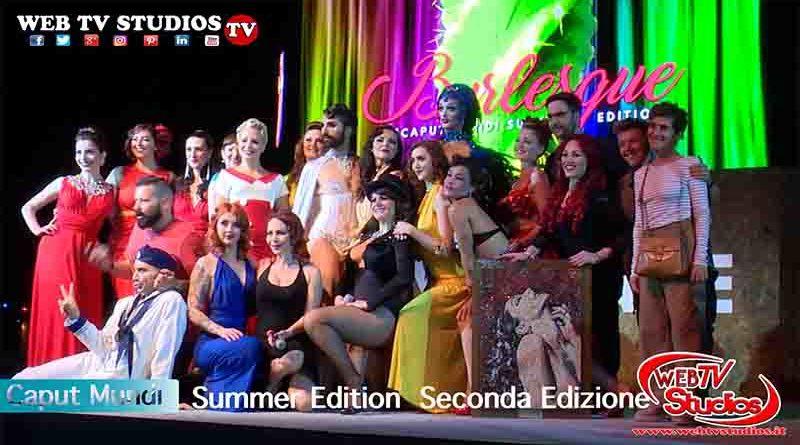 Roma al Gay Village:  Caput Mundi Summer Edition