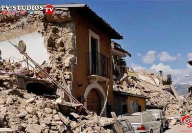 """Amatrice """" Luci e Ombre """" dopo 24 mesi dal Terremoto  con Sergio Pirozzi"""