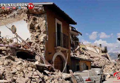 Amatrice dopo 24 mesi dal Terremoto  con Sergio Pirozzi