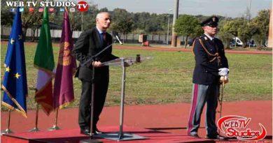 La Polizia di Stato celebra il 40° anniversario di istituzione del N.O.C.S. (Nucleo Operativo Centrale di Sicurezza)