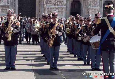 """Banda Musicale della Polizia di Stato compie 90 anni alla """" Scala di Milano """""""