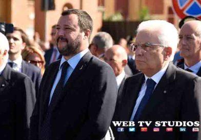 Ostia: 50° anniversario A.N.P.S. con il Presidente della Repubblica