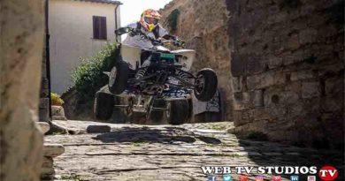 """Ascoli Piceno: La Città si Affianca agli """" Stuntman  For Italy """" del Dott. Spalanca"""