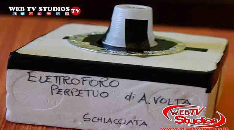 L'Elettroforo Perpetuo di Alessandro Volta
