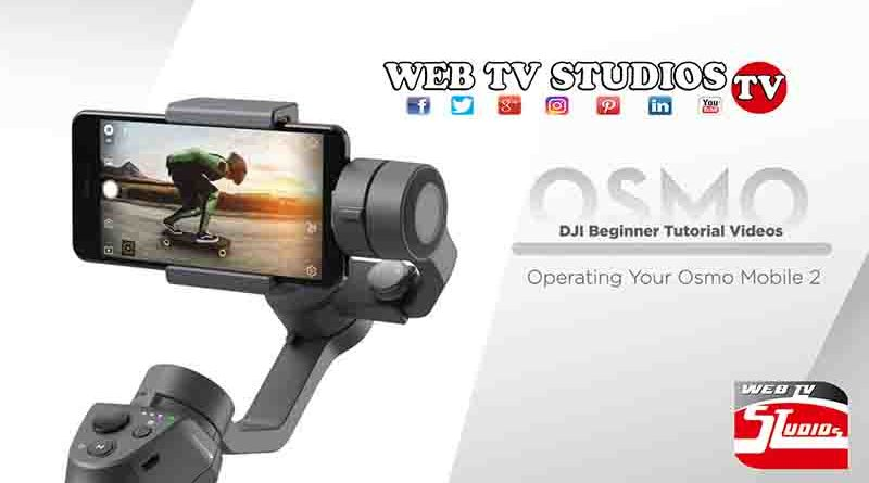 Video Professionali con DJI Osmo Mobile 2