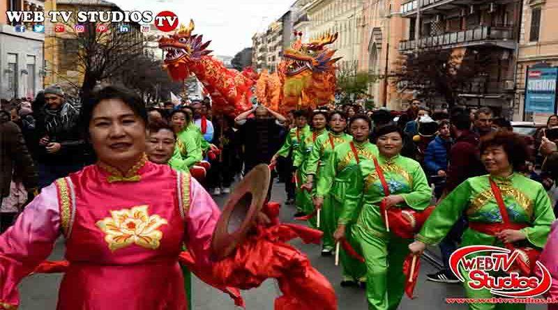 Capodanno Cinese, Roma festeggia l'anno del Maiale