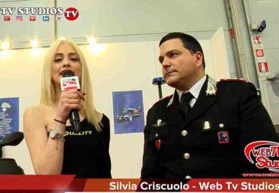 Roma Motodays 2019 con L'arma dei Carabinieri