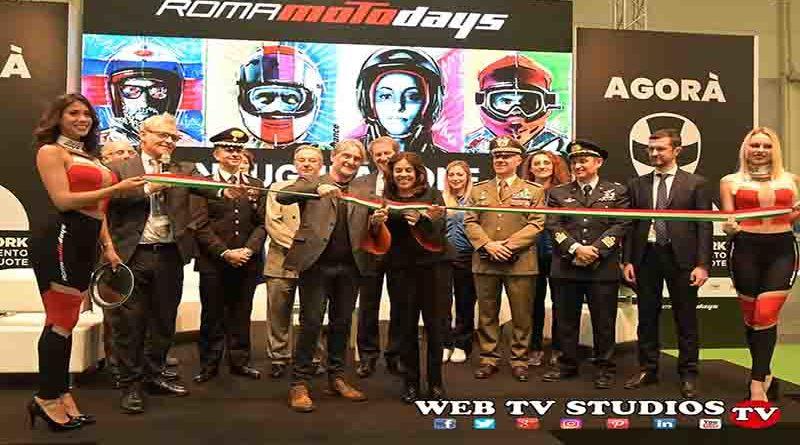 Roma Motodays 2019 Si Parte