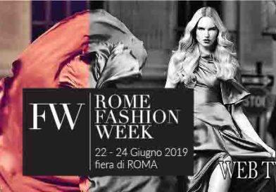 Rome Fashion Week 2019