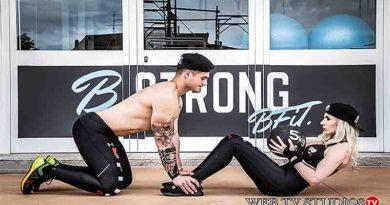 B.fit couple è una esperienza unica nel mondo del fitness, una nuova frontiera per l'allenamento di coppia.