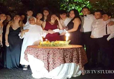 Nostra Signora al Monte  Calvario : Ex alunni in festa