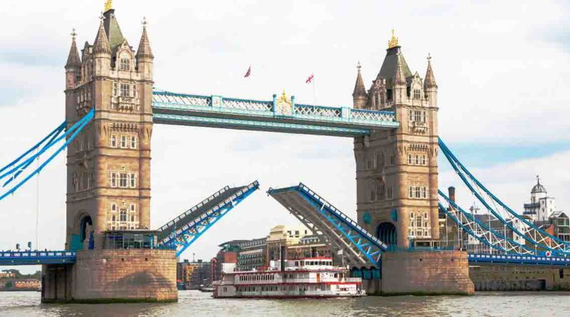Londra:  capitale dell'Inghilterra e del Regno Unito