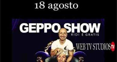 GEPPO 18 AGOSTO COTTANELLO #WEBTVSTUDIOS