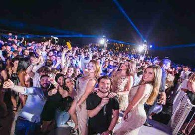 Roma Eur: Le Terrazze, due notti di musica il 23 e il 24 agosto con Forever Young, party anni '90